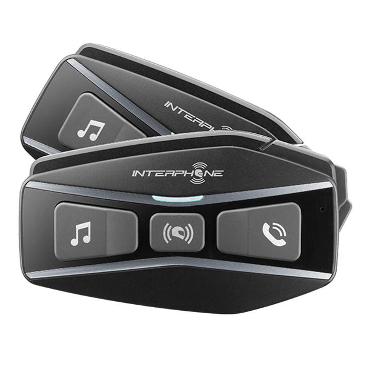 Interphone UCOM16 Bluetooth Kit - Twin pack