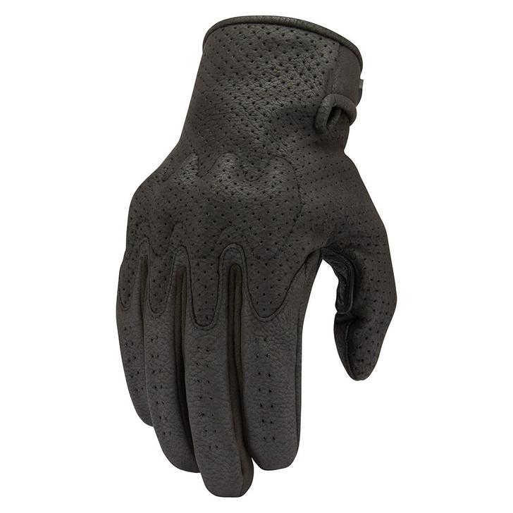 Icon Airform Gloves - Black