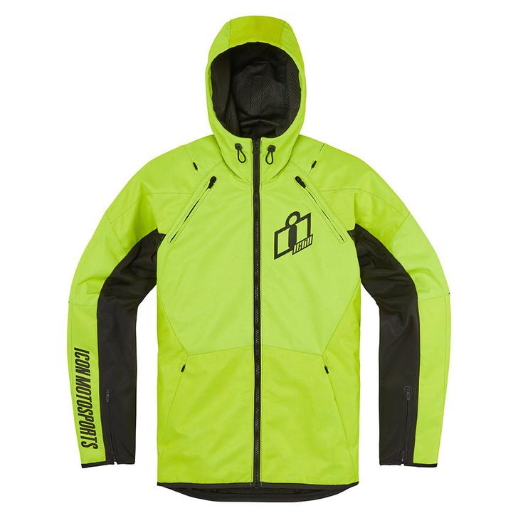 Icon Airform Jacket - Hi-Viz Yellow