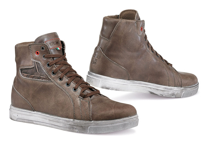 TCX Street Ace Boots - Brown