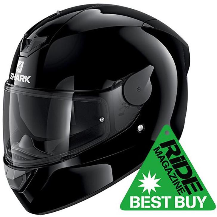 Shark D-Skwal 2 Helmet - Black