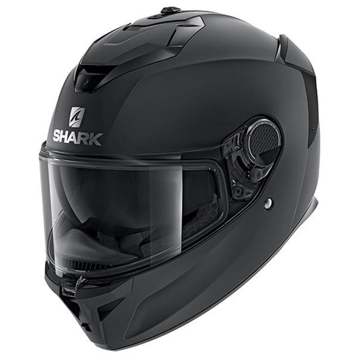 Shark Spartan GT Helmet - Matt Black