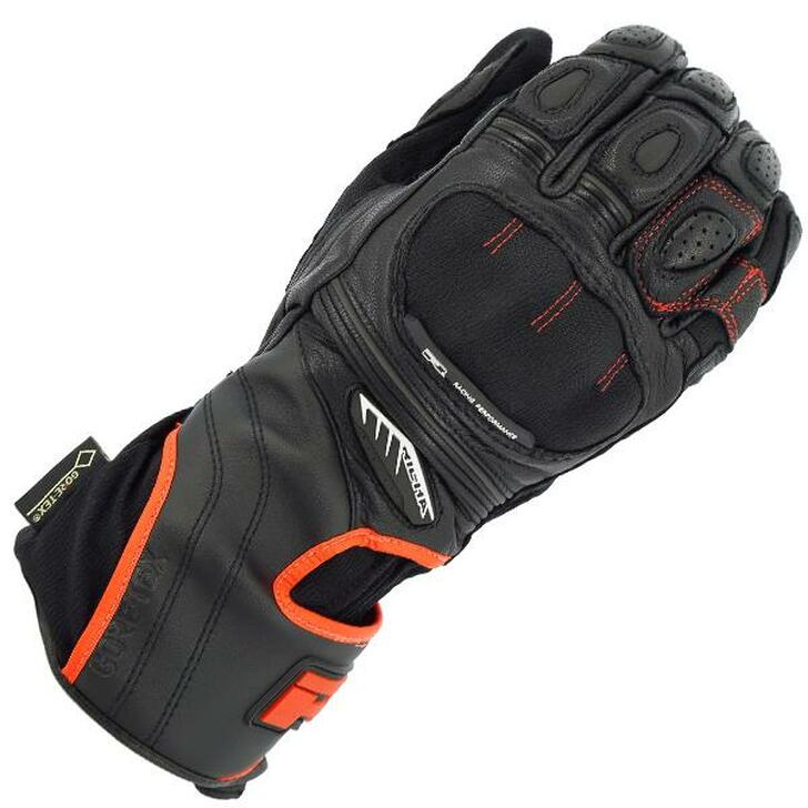 Richa Extreme 2 GTX Gloves - Black / Red
