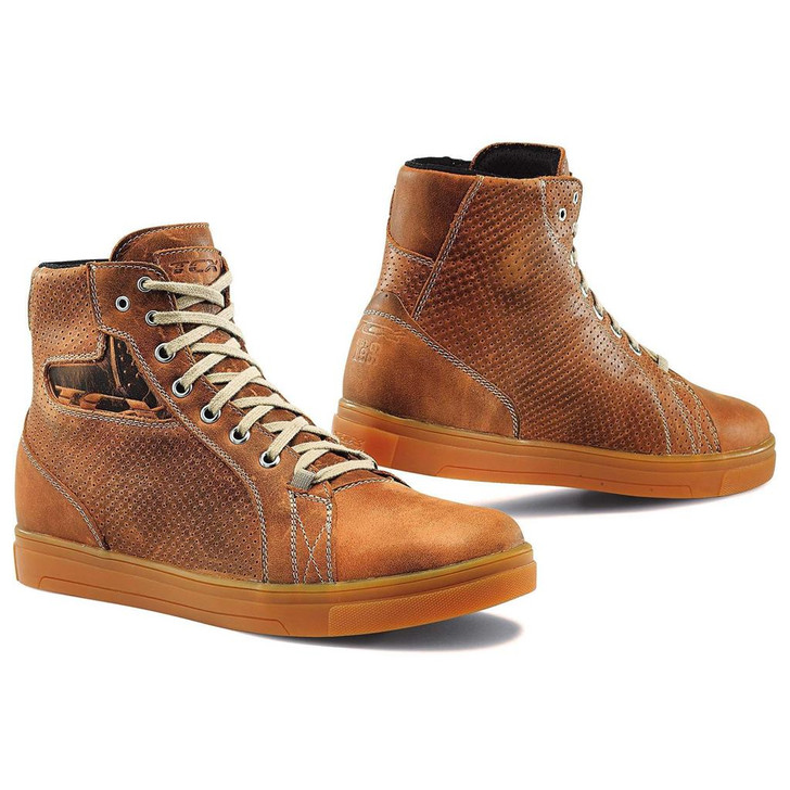 TCX Street Ace Air Boots - Native Leather