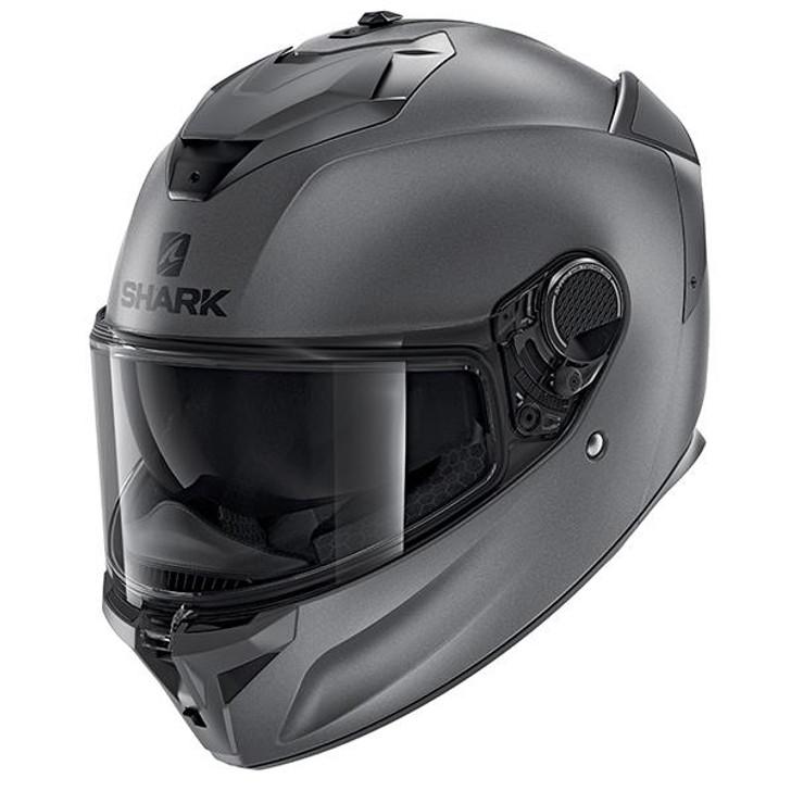 Shark Spartan GT Helmet - Matt Grey