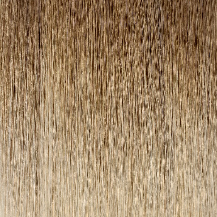 Close up photo of Human Hair Extension Light Ombre
