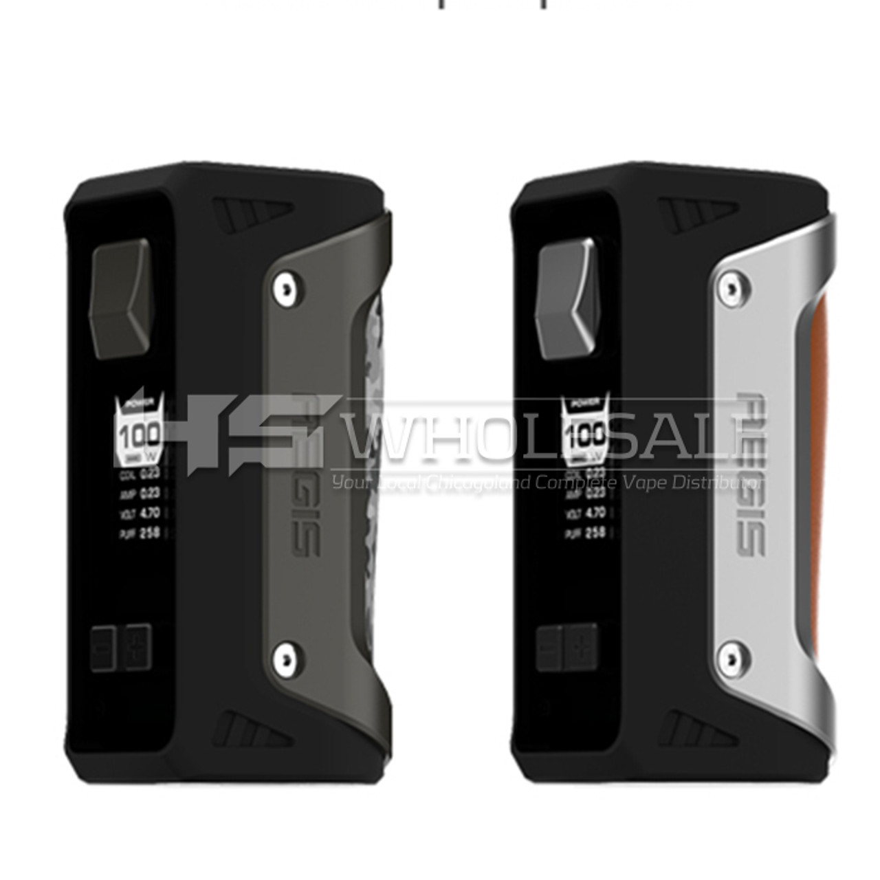 Geek Vape Aegis TC Box MOD w/ 26650 Battery | HS Wholesale