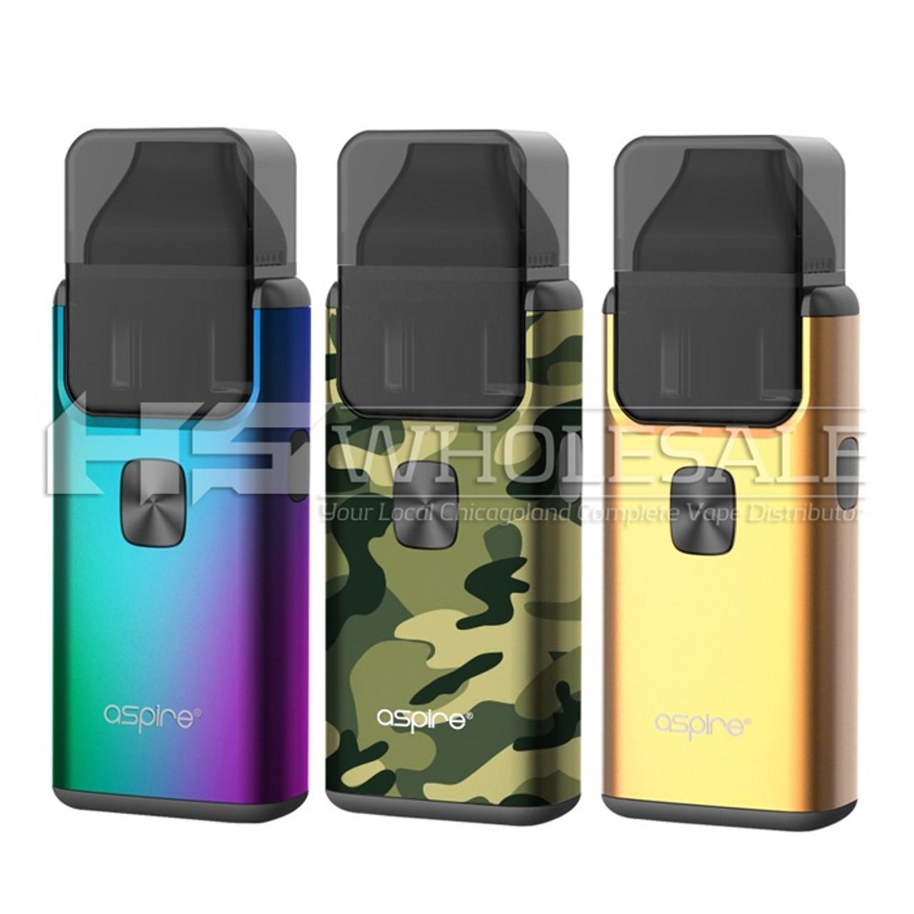 Aspire Breeze 2 AIO Kit Limited Edition Colors | HS Wholesale