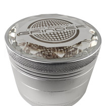 On Point Glass - 63mm 4Part Diamond Grinder (MSRP $30.00)