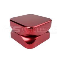 55mm 2Part Sunken Square Aluminum Grinder (MSRP $25.00)