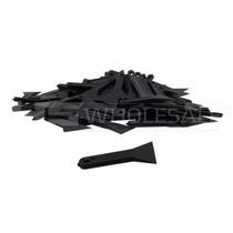 Black Plastic Grinder Scraper - Bag of 100 (MSRP $1.00ea)