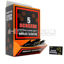 Brass Screen Box (100 x 5 ct) (MSRP $1.00ea)