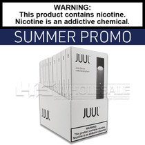 JUUL | Basic Kit | Slate | Display of 8 | SUMMER PROMO