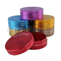 Sharpstone Style - 62mm 2Part Grinder (MSRP $25.00)