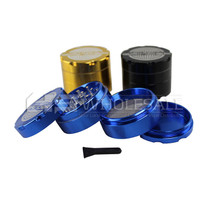 On Point Glass - 52mm 4Part Notch Grinder (MSRP $20.00)