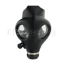 Gas Mask Full Set Black with Gift Box (MSRP 45.00)