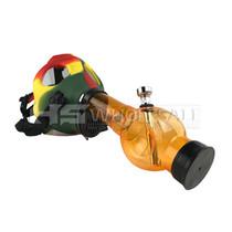 Rasta Color Gas Mask (MSRP $50.00)