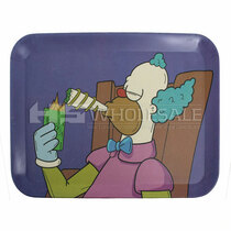 Biodegradable Bamboo Fiber Tray - Medium - Multiple Designs (MSRP $30.00)
