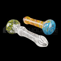 "4"" Mix Design Heavy Spoon - 2 Pack (MSRP $20.00ea)"