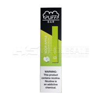 Puff Bar - 1.3ml Disposable 5% - 10 Pack (MSRP $9.99ea)