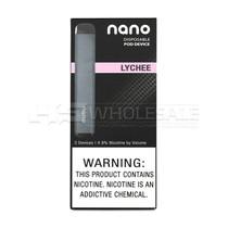 Nano - 1.5ml Disposable 4.9% Pod Kit- Pack of 3 (MSRP $6.99ea)