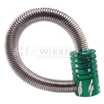 Metal Spring Roll Up Hand Pipe (MSRP $10.00)
