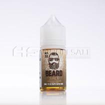 Salts By Beard Vape Co E-Liquid 30ML *Drop Ship* (MSRP $19.99)