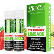 Verdict Vapors Sub-Ohm Salts Strawberry Limeade