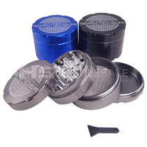 On Point Glass - 62mm 4Part Notch Grinder (MSRP $25.00)