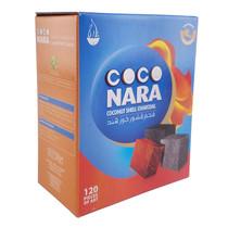 Coconara Coconut Shell Charcoal - 120pcs (MSRP $25.00)