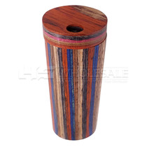 Multi Color Round Wood Dugout (MSRP $10.00)