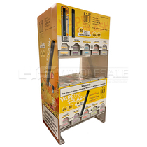 BIDI - 1.4ml Disposable 6% Pre-filled Display - 9 Flavors - 10 Per Flavor (MSRP $10.00ea)