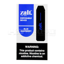Zalt 1.2ml Disposable 5% - Pack of 3 (MSRP$14.99)