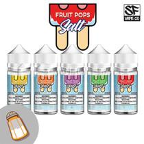 Fruit Pops Salt E-Liquid By SF Vape Co. 30ML *Drop Ship* (MSRP $19.99)