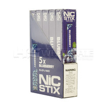 Nic Stix 1.3ml  5% Disposable - Pack Of 5 (MSRP $13.00ea)