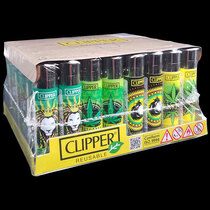 Clipper - Original Lighter - All Styles - Display of 48 (MSRP $2.00ea)
