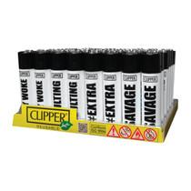 Clipper - Original Lighter - All Styles - Display of 48 (MSRP $2.00ea)