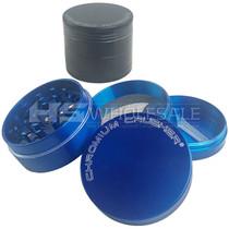 """Chromium Crusher - 2"""" 4Part Precision Grinder (MSRP $25.00)"""