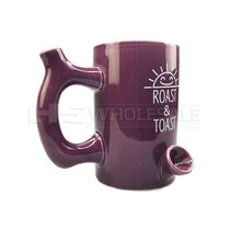 Roast & Toast Mug - Large - Purple Sunshine (MSRP $25.00)