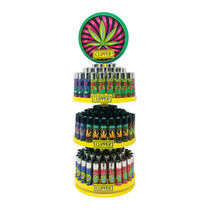 Clipper - Original Lighter - 3 Tier Display of 144 With 12 Free Lighters (MSRP $2.00ea)
