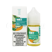 Nic Salts E-Liquid By Wet Liquids 30ML *Drop Ship* (MSRP $17.99)