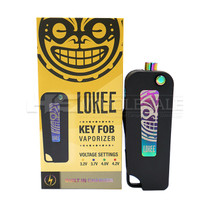 Lokee Vape - Key Fob 350mAh Carto Battery Mod (MSRP$30.00)
