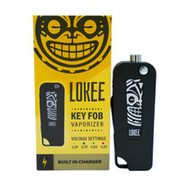 Lokee Vape - Key Fob 350mAh Carto Battery Mod (MSRP $30.00)