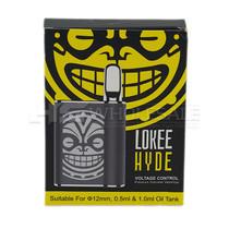 Lokee Vape - Hyde 450mAh Carto Battery Mod (MSRP$30.00)