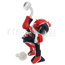 """5.5"""" Silicone Robot Rig - with 14M Bowl & 4mm Banger (MSRP $50.00)"""