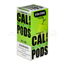 Cali Pods - Stick 1.2ml Disposable 5% (MSRP $7.00)