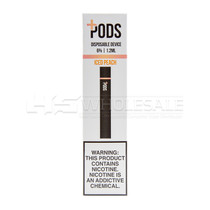 Plus Pods - Disposable 1.2ML 6% (MSRP $8.00ea)