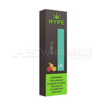 HYPE Bar- Disposable 1.3ml 5% (MSRP $9.99)