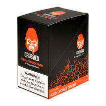Crushed - Disposable 1.3ml 6% - Pack 0f 10 (MSRP $9.99ea)