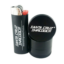 Santa Cruz Shredder - Small 4Part Grinder All Colors (MSRP $55.00)